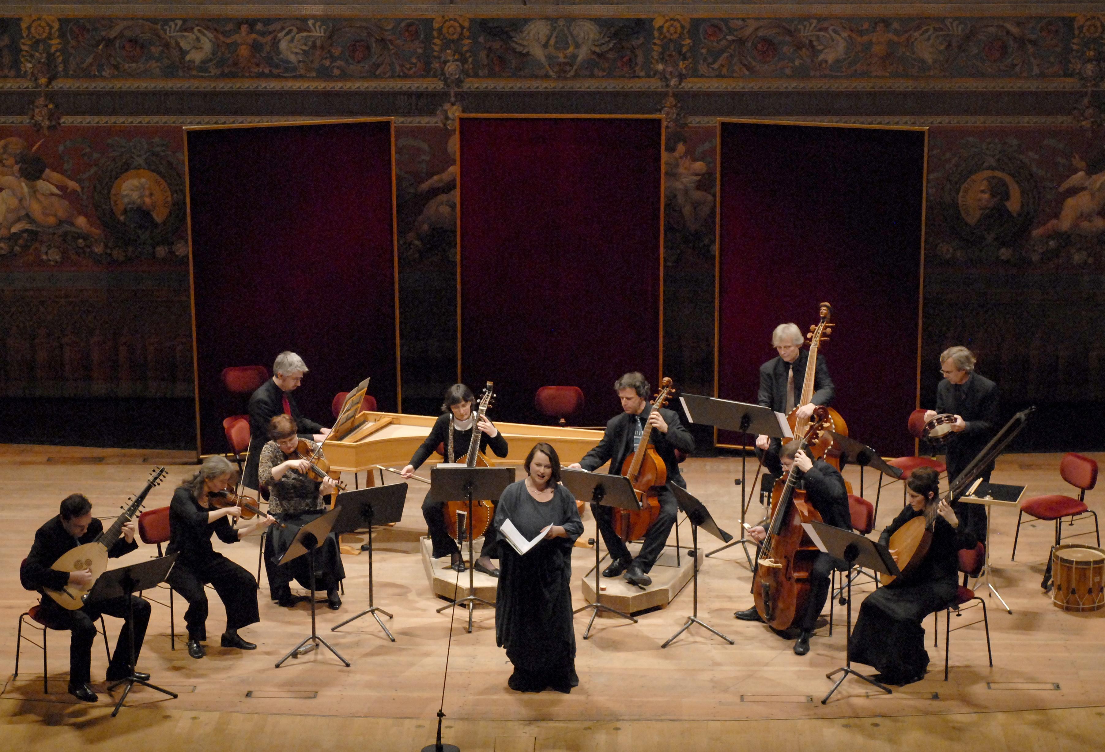 Cappella Sagittariana Dresden in der Semperoper Dresden | Foto: Matthias Creutziger