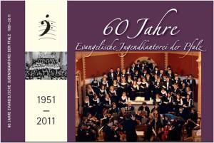 Fotobuch 60 Jahre Jugendkantorei