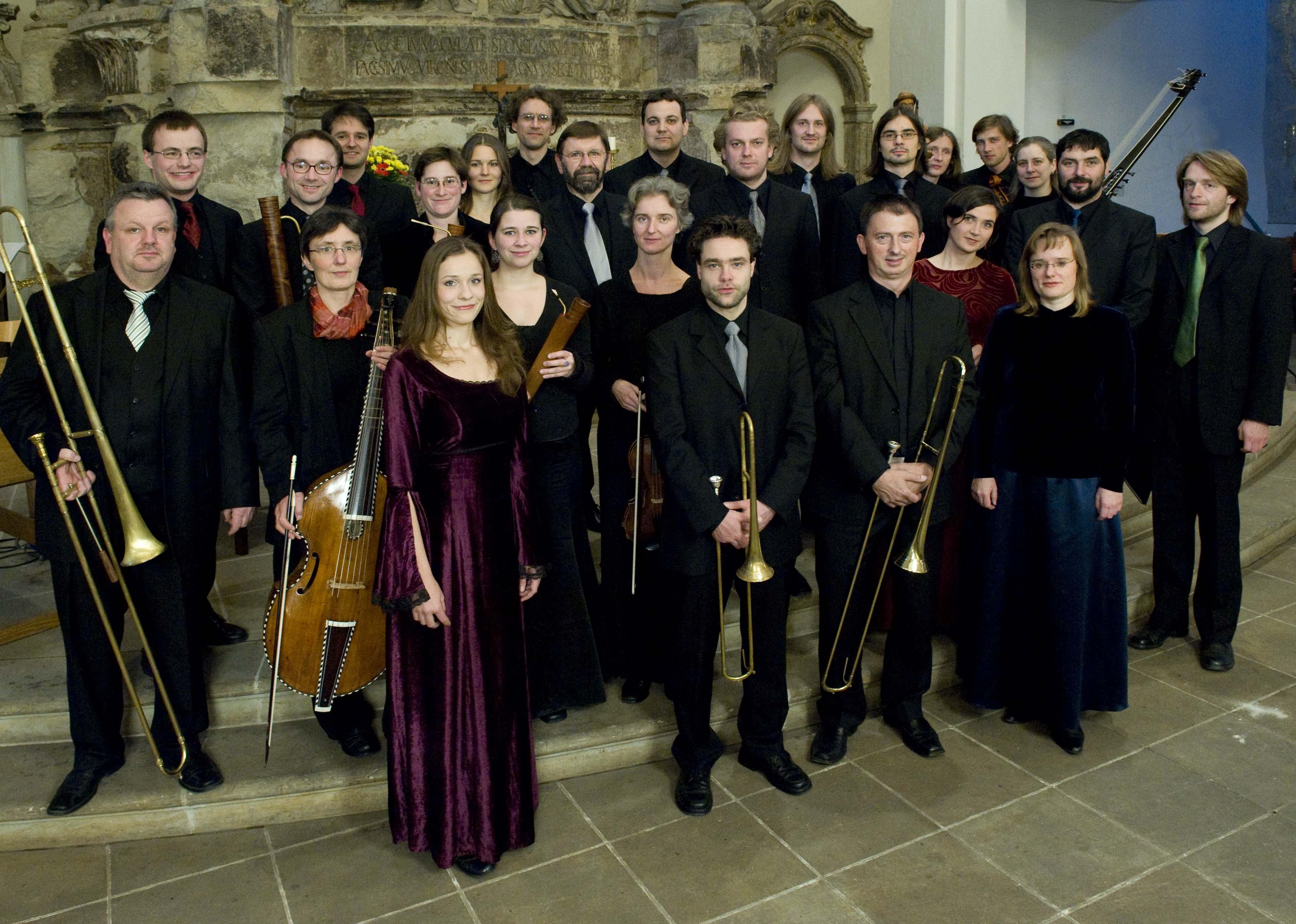 Barocke Klangwelten: Cappella Sagittariana Dresden
